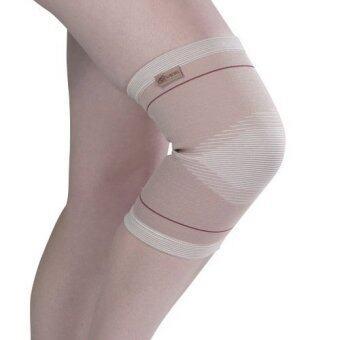 Special ผ้ายืดรัดพยุงข้อเข่าและกล้ามเนื้อ Knee Support Flextra Elastic