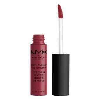 นิกซ์ โปรเฟสชั่นแนล เมคอัพ ซอฟต์ แมท ลิป ครีม - SMLC25 บุดาเปส NYX Professional Makeup Soft Matte Lip Cream - SMLC25 Budapest