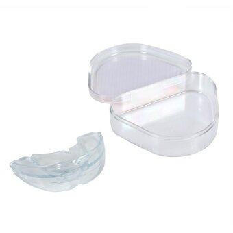 Harga Hot Teeth Retainer Dental Health Care Straight Tooth Tray Trainer Accessories Transparent Hard - intl