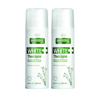 SMOOTH E White Therapie Lotion 200 ml (2ขวด)