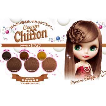 Schwarzkopf Fresh Light โฟมเปลี่ยนสีผม สีน้ำตาลครีม - Cream Chiffon 30 ml.