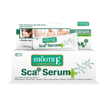 Smooth E Scar Serum 10gสมูท อี สมูท สการ์ เซรั่ม เซรั่มลดรอยแผลเป็น ขนาด10กรัม