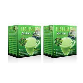 Truslen Matcha Latte ชาเขียวมัทฉะ 3 in 1 แพ็คคู่