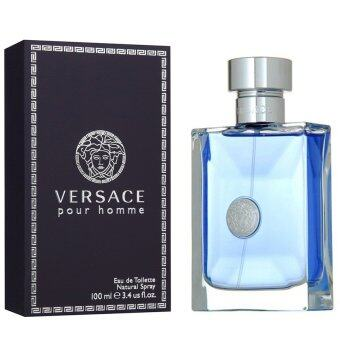 Versace Pour Homme EDT 100 ml.พร้อมกล่อง