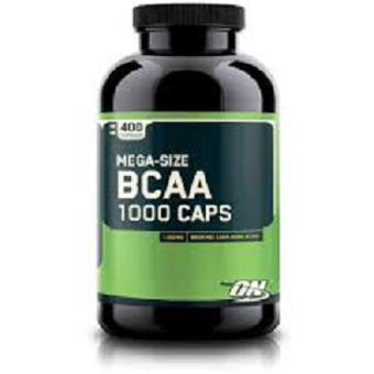 Harga OPTIMUM NUTRITION BCAA - 400 CAPS