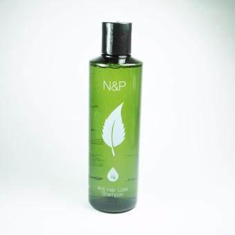 แชมพูแก้ผมร่วง ผลิตภัณฑ์ดูแลเส้นผม Hair Product แชมพูออแกนิคส์ N&P Organic Herbal Shampoo แชมพูลดผมร่วง กระตุ้นผมใหม่ จากสารสกัดต้นอ่อนถั่วลันเตา(สินค้ามี อย.)