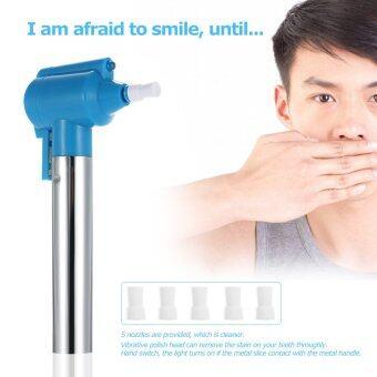 ขัดฟันขาวฟันไฟฟ้ารอยคราบปากกาเช็ด Remover ทันตแพทยศาสตร์คุ้นหน้าคุ้นตา