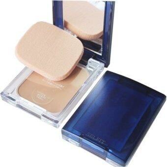 SHISEIDO SELFIT Brightening Compact Foundation Powder SPF20 PA++ No.10 สำหรับผิวขาว 13 g.