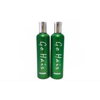 GO HAIR Silky Seaweed Nutrients โกแฮร์ ซิลกี้ สาหร่ายทะเล 250ml (2 ขวด)