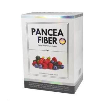 Pancea Fiber แพนเซีย ไฟเบอร์ ดีท็อกลำไส้ล้างสารพิษ บรรจุ 7 ซอง 1กล่อง