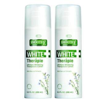 SMOOTH E White Therapie Lotion 200 ml (2 ขวด)