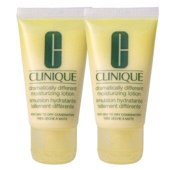 Harga CLINIQUE Dramatically Different Moisturizing Lotion + 30ml. ( 2 หลอด)