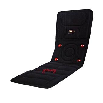 iBettalet เบาะรองเก้าอี้นวดไฟฟ้า เบาะนวดไฟฟ้า ระบบสั่น Massage Mattress Mifaly (รุ่นอินฟาเรด)