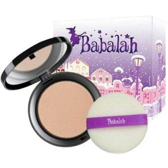 Babalah บาบาร่า แป้งเค้กทูเวย์ ผสมรองพื้น 2 Way 14 g. (เบอร์ 1)
