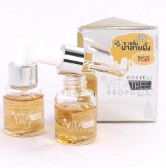 DoDee86 เซรั่มน้ำลายผึ้ง 15 ml. (2ชิ้น)