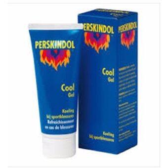(1 หลอด x 100 มล.)PERSKINDOL Cool Gel เจล บรรเทาอาการปวดกล้ามเนื้อ สูตรเย็น