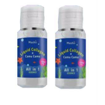 Liquid Collagen ☓ Camu Camu น้ำตบโมชิ 30 ml. ( 2 ขวด )