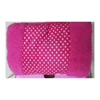 กระเป๋าน้ำร้อนไฟฟ้า Heating Bag รุ่น SHD C-11 – สีชมพู