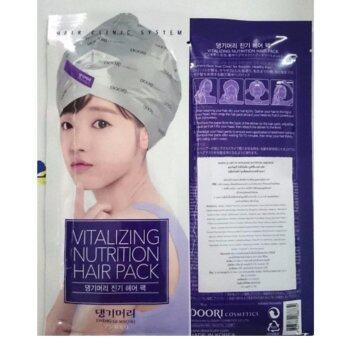 Dang Gi Meo Ri Vitalizing Nutrition Hair Pack แบบหมวก 35g