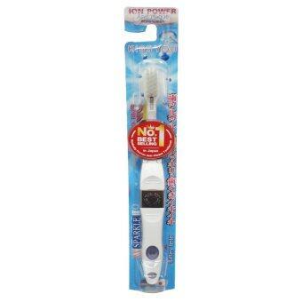 Sparkle Ionic Toothbrush แปรงสีฟันสปาร์คเคิล ไอโอนิค (สีขาว)