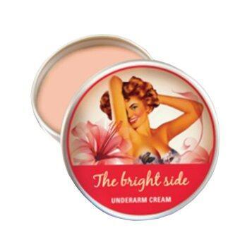 ครีมใต้วงแขนขาว ระงับกลิ่นกาย BELL STAR Cosmetics The Bright Side Underarm Cream เดอะไบรท์ ไซด์ อันเดอร์ อาร์ม