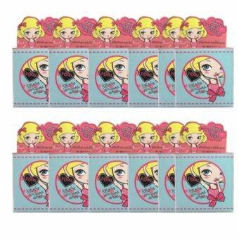 I-Doll cosmetic White Armpit Cream ครีมรักแร้ขาว ขนาด 5 กรัม (12 กล่อง)