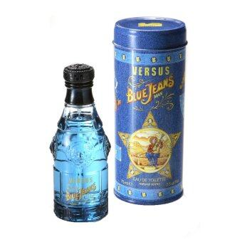 Versace Blue Jeans For Men 75 ml (พร้อมกล่อง)