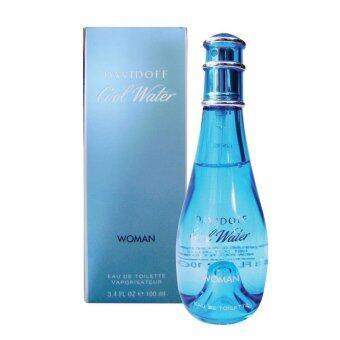 Davidoff Cool Water for Women 100 ml (พร้อมกล่อง)