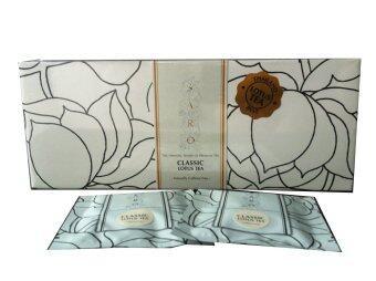 SARO Classic Lotus Tea ชาดอกบัวคลาสสิค 1 กล่อง จำนวน 10 ซอง