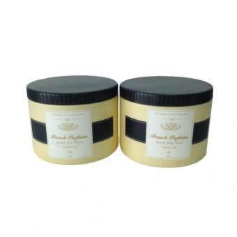 ยูเนี่ยน เฟรนซ์ เพอร์ฟูม แฮร์ สปา แว็กซ์1000มล.x2 Union French Perfume Hair Spa Wax 1000 ml.x2