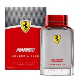 Harga Ferrari Scuderia Club EDT 125 ml.