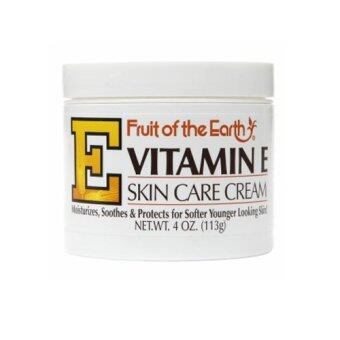 Harga Fruit of the Earth Vitamin E Skin Care Cream 4 oz 113g