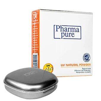 PharmaPure UV Natural Powder SPF 40 ปริมาณสุทธิ 12 กรัม