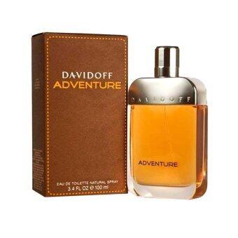 Davidoff Adventure EDT 100 ml.พร้อมกล่อง