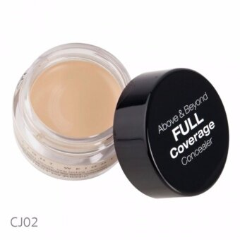 Harga NYX Above Beyond Full Coverage Concealer #CJ02 Fair/Clair ขาว
