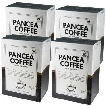 Pancea Coffee แพนเซีย คอฟฟี่ กาแฟปรุงสำเร็จ ควบคุมน้ำหนัก ขนาด 10 ซอง (4 กล่อง)