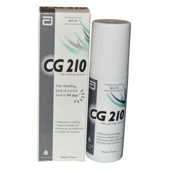CG 210 Men ผลิตภัณฑ์ลดการหลุดร่วงของเส้นผม สำหรับผู้ชาย 80 ml. Anti-Hair Loss and Scalp Essence