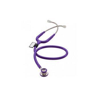 MDF หูฟังทางการแพทย์ สำหรับเด็ก Stethoscope MD One Pediatric 777C#8 (สีม่วงเข้ม)
