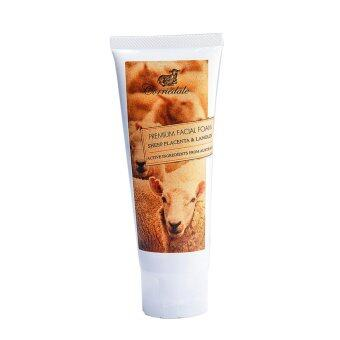 Corriedale Premium Facial Foam โฟมล้างหน้ารกแกะ