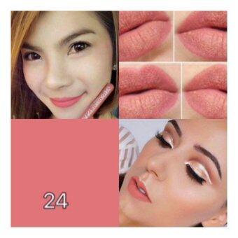 ลิปสติก เนื้อแมท NANI Long Lasting Lip เบอร์24