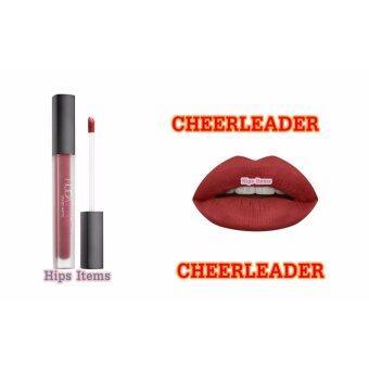 (CHEERLEADER)Huda Liquid Matte Lipstick ลิปสติกลิควิด เนื้อแมท