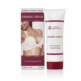 Sudtana Organic Touch Firming Cream ครีมกระชับทรวงอก 100 g.