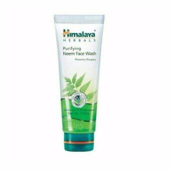 Himalaya Neem Face Wash 100 ml. เจลล้างหน้าสำหรับรักษาสิว