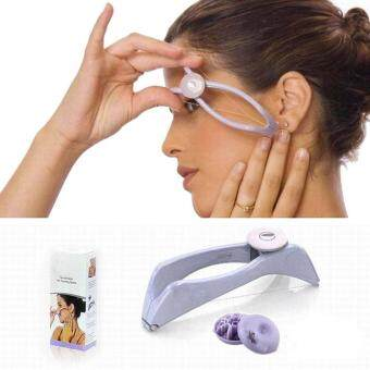 Harga Face Hair Epilator Threader Hair Removal Makeup Beauty Tools - intl