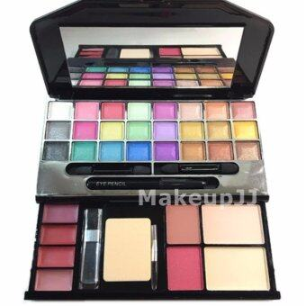 Harga Kiss Beauty พาเลทแต่งหน้า Make up Collection Palette De Maquillage #เบอร์ 02