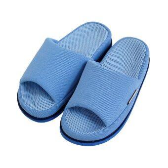 Refre OKUMURA Slippers รองเท้านวดเพื่อสุขภาพ สีฟ้า Size M