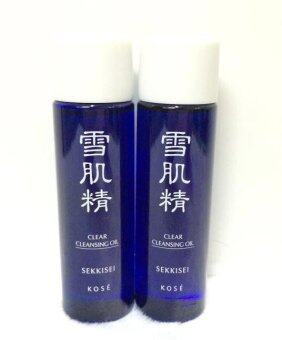 Kose Sekkisei Clear Cleansing Oil 35 ml. (2 ขวด)
