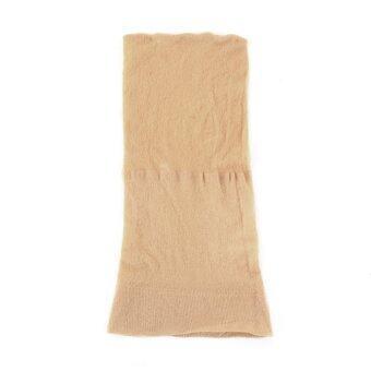 โอวิกผมสำหรับบุรุษ และสตรีสวมถุงน่องไนลอนล้านช่วยตัวเองตาข่ายยืดสีเบจเปลือย