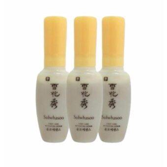 Sulwhasoo First Care Activating Serum เซรั่มเติมเต็มความชุ่มชื่น 8ml (ขนาดทดลอง) 3 ขวด