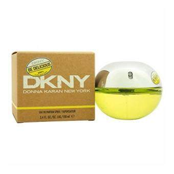 DKNY Be Delicious for women EDP 100 ml.(พร้มกล่อง)